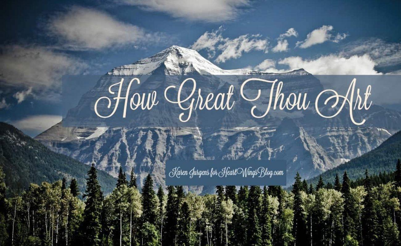 How-Great-Thou-Art-by-Karen-Jurgens
